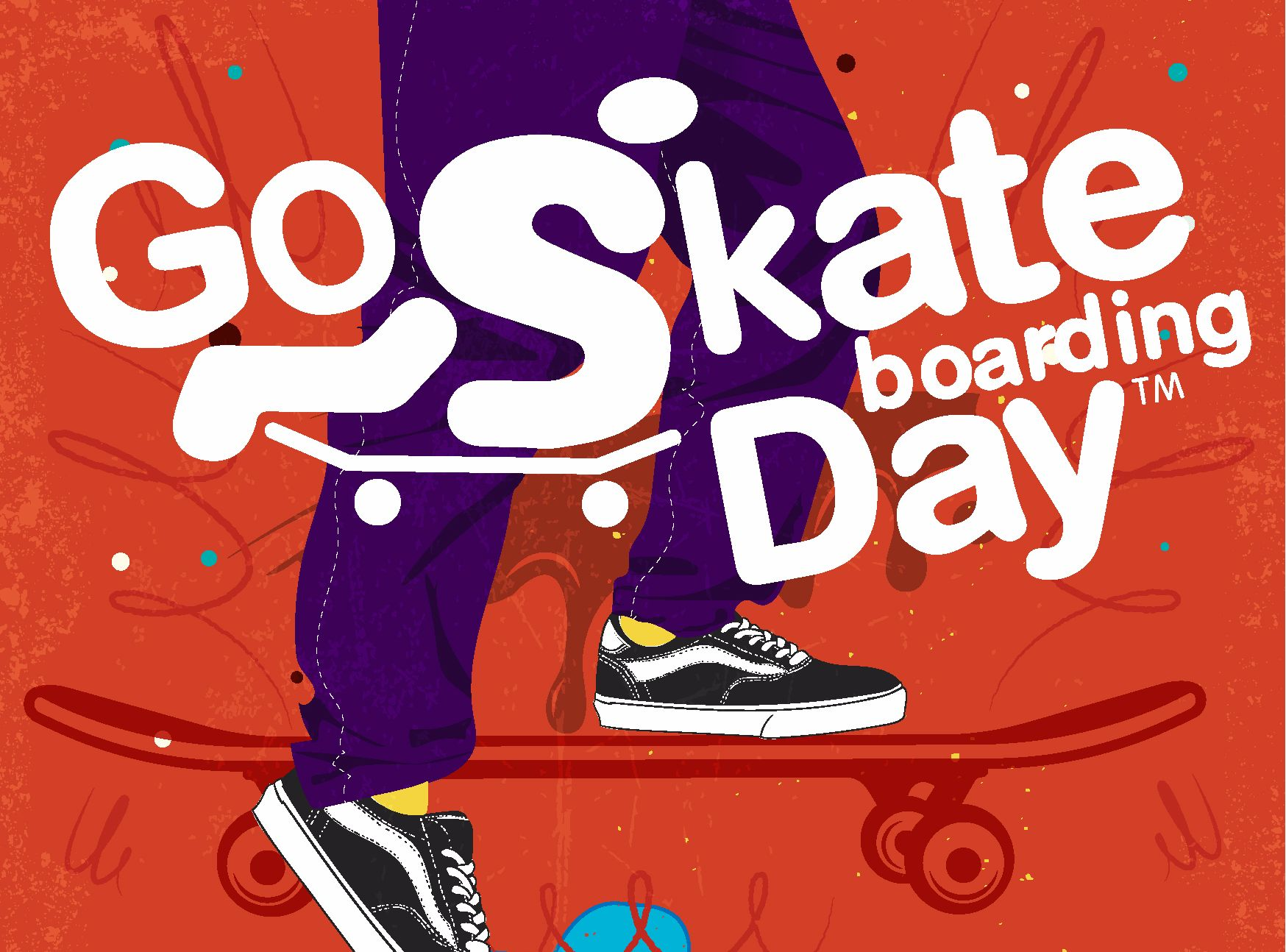 WHAT IS GO SKATEBOARDING DAY?