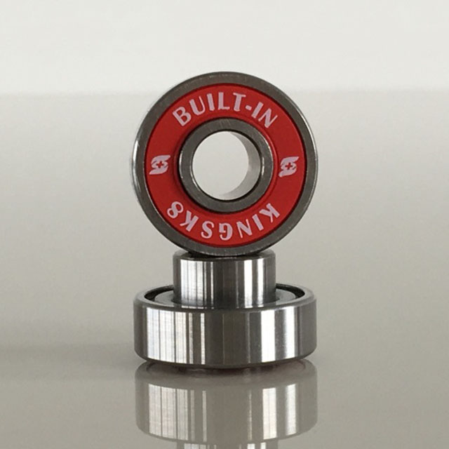 Kingsk8 Super Built-in Skateboard Bearings