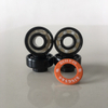 Kingsk8 Black Oxide ZrO Ceramic Built-In Longboard Bearings