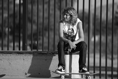 RISING FEMALE SKATERS
